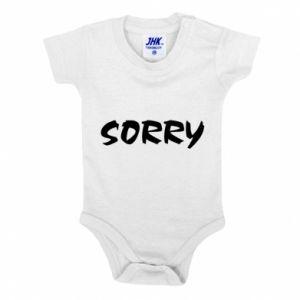 Body dla dzieci Sorry