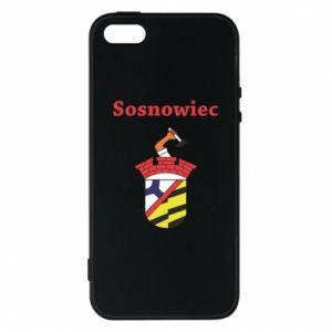 Etui na iPhone 5/5S/SE Sosnowiec to moje miasto - PrintSalon