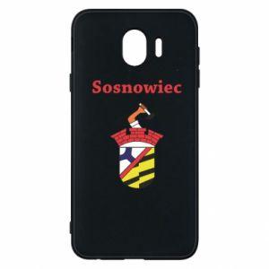 Etui na Samsung J4 Sosnowiec to moje miasto - PrintSalon