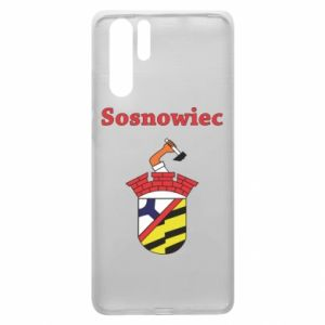 Etui na Huawei P30 Pro Sosnowiec to moje miasto