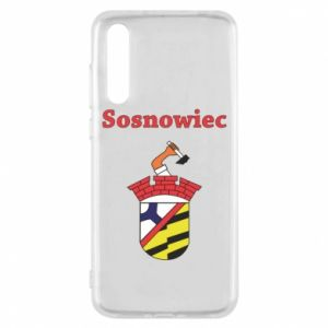 Etui na Huawei P20 Pro Sosnowiec to moje miasto