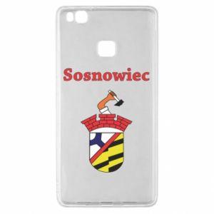 Etui na Huawei P9 Lite Sosnowiec to moje miasto