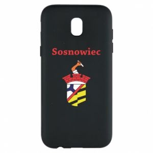 Phone case for Samsung J5 2017 Sosnowiec this is my city