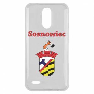 Etui na Lg K10 2017 Sosnowiec to moje miasto