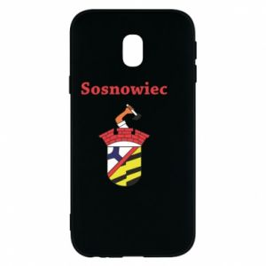 Phone case for Samsung J3 2017 Sosnowiec this is my city