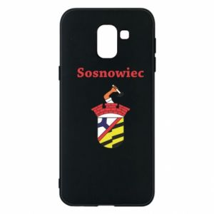 Phone case for Samsung J6 Sosnowiec this is my city
