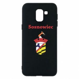 Etui na Samsung J6 Sosnowiec to moje miasto - PrintSalon