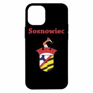 Etui na iPhone 12 Mini Sosnowiec to moje miasto