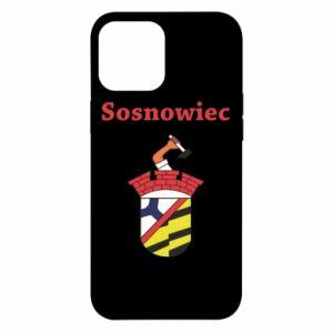 Etui na iPhone 12 Pro Max Sosnowiec to moje miasto
