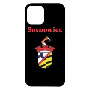 Etui na iPhone 12/12 Pro Sosnowiec to moje miasto