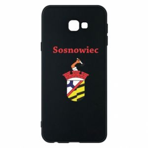 Etui na Samsung J4 Plus 2018 Sosnowiec to moje miasto - PrintSalon