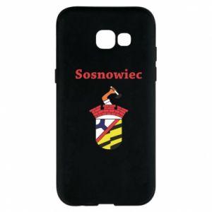 Etui na Samsung A5 2017 Sosnowiec to moje miasto - PrintSalon