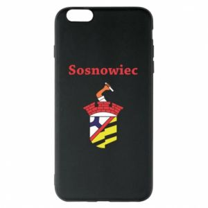 Phone case for iPhone 6 Plus/6S Plus Sosnowiec this is my city