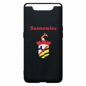 Etui na Samsung A80 Sosnowiec to moje miasto - PrintSalon