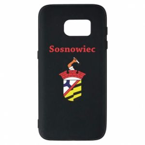 Phone case for Samsung S7 Sosnowiec this is my city