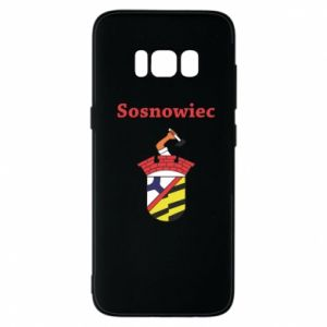 Phone case for Samsung S8 Sosnowiec this is my city
