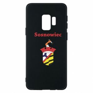 Phone case for Samsung S9 Sosnowiec this is my city