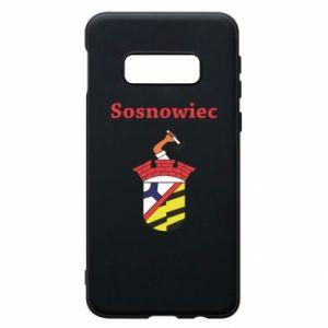 Etui na Samsung S10e Sosnowiec to moje miasto - PrintSalon