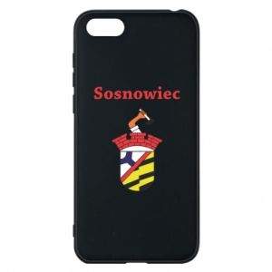 Phone case for Huawei Y5 2018 Sosnowiec this is my city