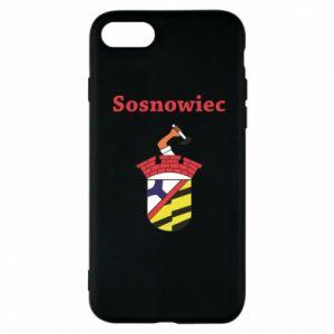 Etui na iPhone 7 Sosnowiec to moje miasto - PrintSalon