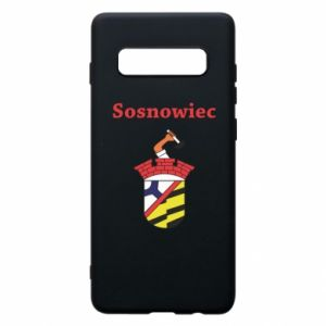 Phone case for Samsung S10+ Sosnowiec this is my city