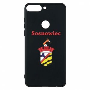 Phone case for Huawei Y7 Prime 2018 Sosnowiec this is my city
