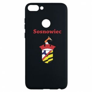 Phone case for Huawei P Smart Sosnowiec this is my city
