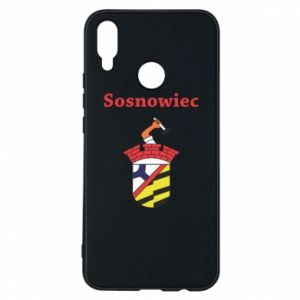 Phone case for Huawei P Smart Plus Sosnowiec this is my city