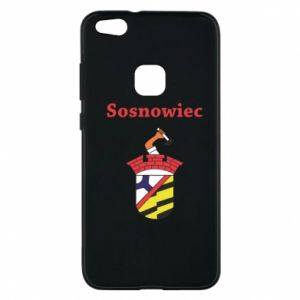 Phone case for Huawei P10 Lite Sosnowiec this is my city
