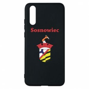 Phone case for Huawei P20 Sosnowiec this is my city