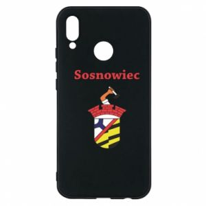 Phone case for Huawei P20 Lite Sosnowiec this is my city