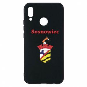 Etui na Huawei P20 Lite Sosnowiec to moje miasto - PrintSalon