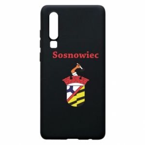 Phone case for Huawei P30 Sosnowiec this is my city