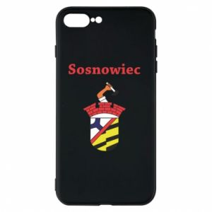 Phone case for iPhone 7 Plus Sosnowiec this is my city