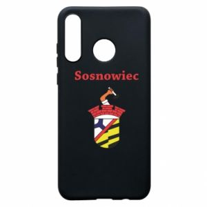 Phone case for Huawei P30 Lite Sosnowiec this is my city