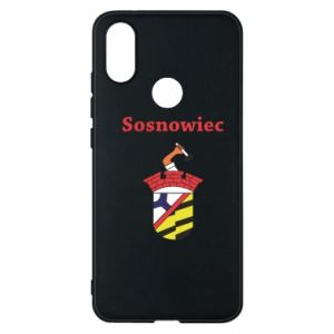Phone case for Xiaomi Mi A2 Sosnowiec this is my city