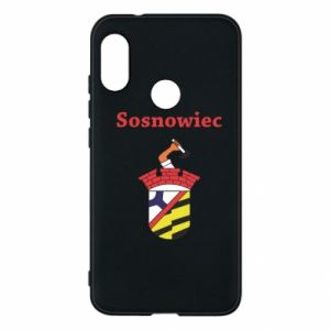 Phone case for Mi A2 Lite Sosnowiec this is my city