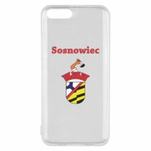 Phone case for Xiaomi Mi6 Sosnowiec this is my city