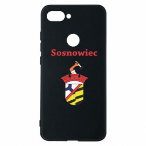Phone case for Xiaomi Mi8 Lite Sosnowiec this is my city