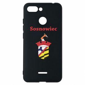 Phone case for Xiaomi Redmi 6 Sosnowiec this is my city