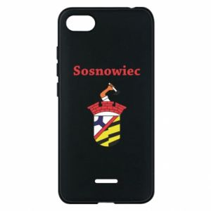 Phone case for Xiaomi Redmi 6A Sosnowiec this is my city