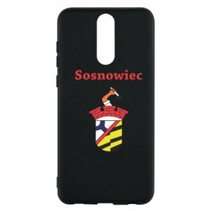 Phone case for Huawei Mate 10 Lite Sosnowiec this is my city