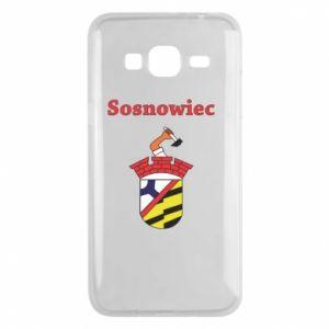 Etui na Samsung J3 2016 Sosnowiec to moje miasto - PrintSalon