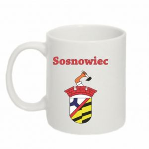 Mug 330ml Sosnowiec this is my city