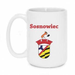 Kubek 450ml Sosnowiec to moje miasto - PrintSalon