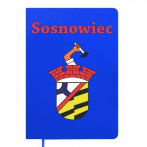 Notepad Sosnowiec this is my city
