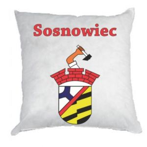 Pillow Sosnowiec this is my city
