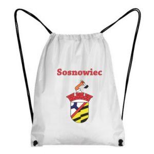 Plecak-worek Sosnowiec to moje miasto - PrintSalon