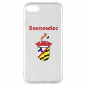 Etui na iPhone 8 Sosnowiec to moje miasto - PrintSalon