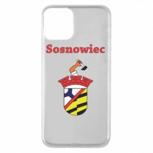 Phone case for iPhone 11 Sosnowiec this is my city